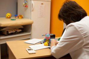 Laso klinika pediatrija