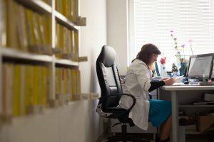 Laso klinika. Gydytoja Elena Kevisiene