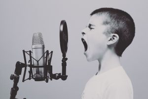 vaiku kalbos sutrikimai
